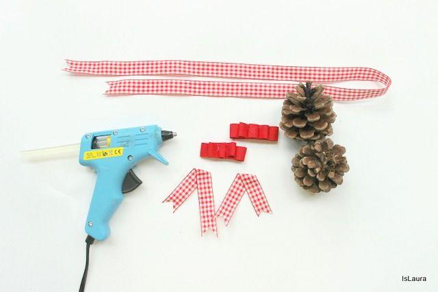 Пистолет и ленты