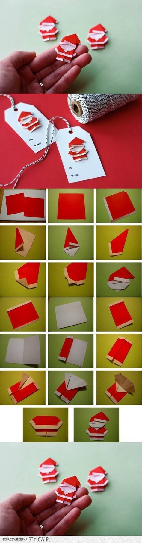 Оригами поделка