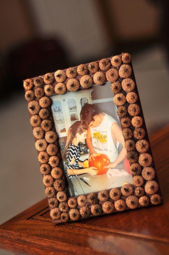 Фото в рамке
