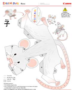 раскладка мыши