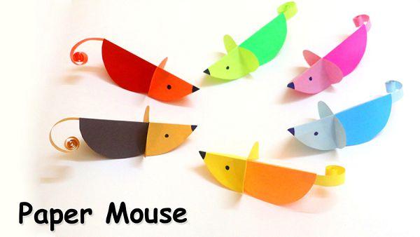яркие мышки
