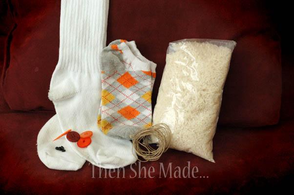 материалы, носки