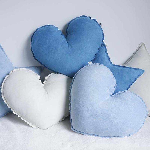 Как сшить сердце из ткани