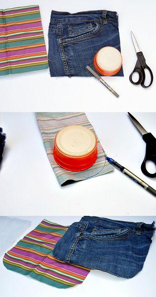 процесс изготовления футляра