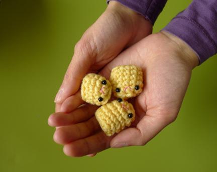 очень маленькие амигуруми