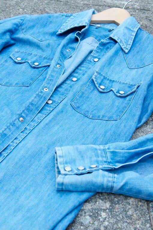 13 способов обновления джинсовки