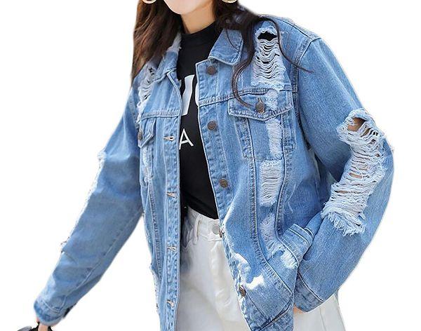 модная джинсовая куртка своими руками